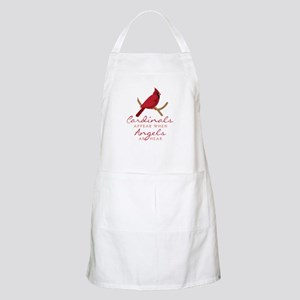 Cardinals Appear Apron