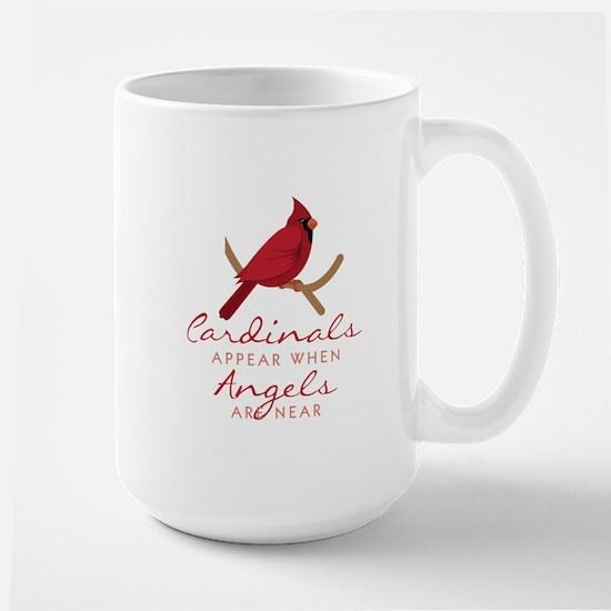 Cardinals Appear Mugs