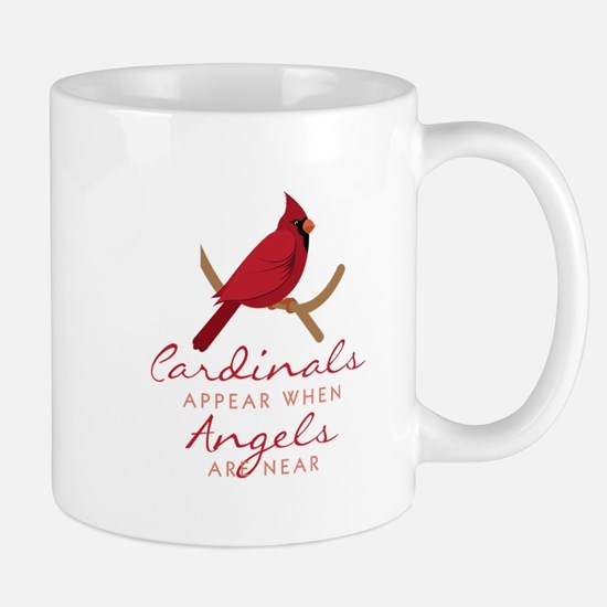 Cardinals Appear Mugs