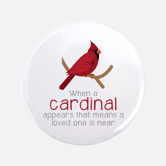 When Cardinal Appears Button