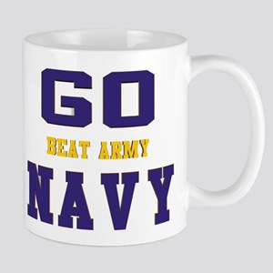 Go Navy, Beat Army! Mug Mugs