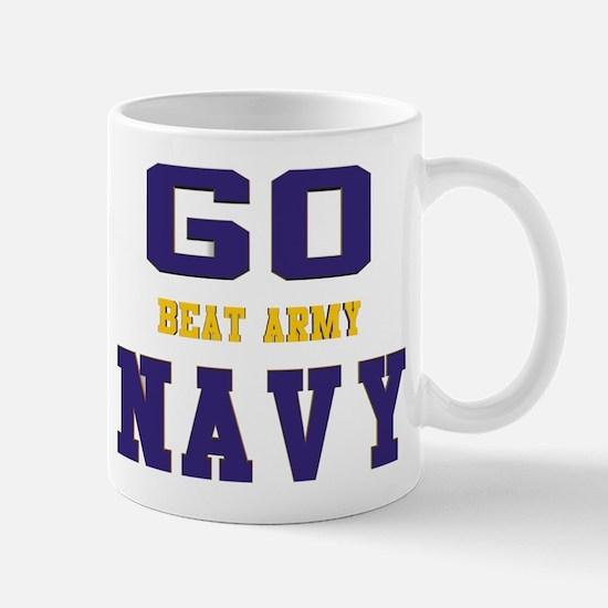 Go Navy, Beat Army! Mug Mugs