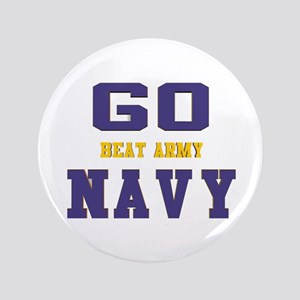 Go Navy, Beat Army! Button