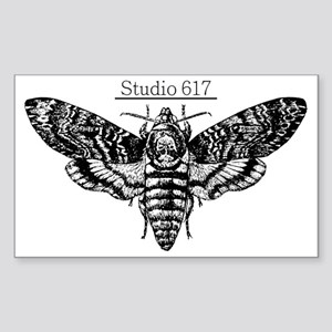 Death head Moth Sticker