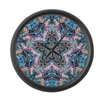 Star City Large Wall Clock