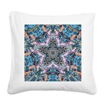 Star City Square Canvas Pillow