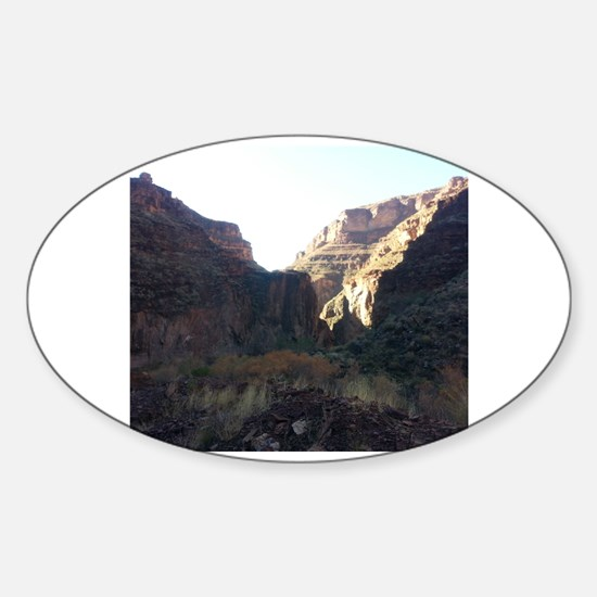 South Rim Grand Canyon National Park Phant Decal