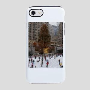 rockefellertreeimp iPhone 8/7 Tough Case