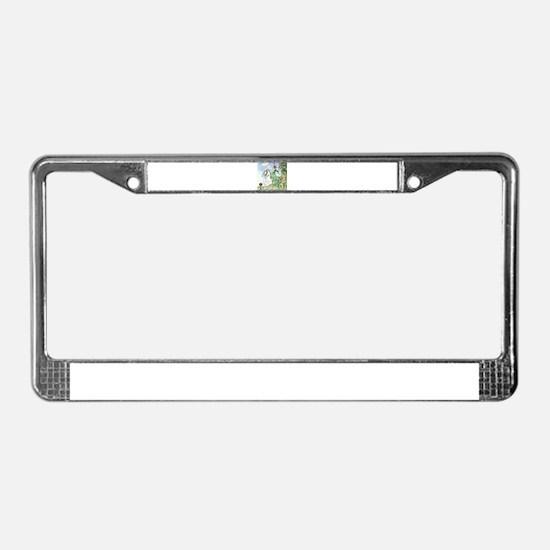 Kay Nielsen - Princess Minon M License Plate Frame
