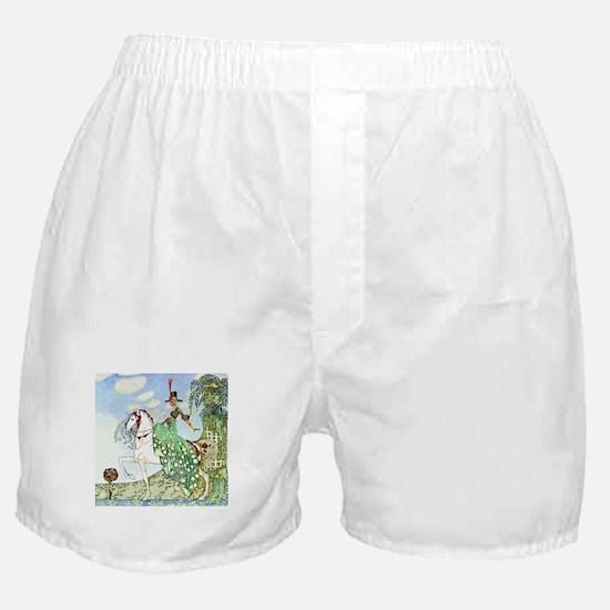Kay Nielsen - Princess Minon Minette Boxer Shorts