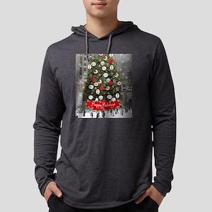 happyholidays Long Sleeve T-Shirt