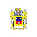 Munguia Sticker (Rectangle 50 pk)