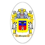 Munguia Sticker (Oval)