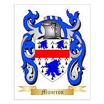 Muneron Small Poster