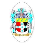 Mundy Sticker (Oval)