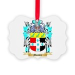 Mundey Picture Ornament