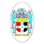 Munday Sticker (Oval 50 pk)