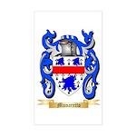 Munaretto Sticker (Rectangle)