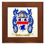 Munaretto Framed Tile