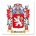 Mummery Square Car Magnet 3