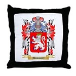 Mummery Throw Pillow