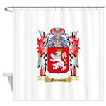 Mummery Shower Curtain