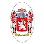 Mumbray Sticker (Oval)