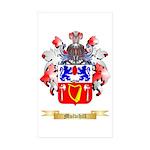 Mulvihill Sticker (Rectangle 50 pk)