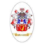 Mulvihill Sticker (Oval)
