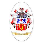 Mulvihill Sticker (Oval 50 pk)