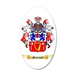 Mulvihill 20x12 Oval Wall Decal