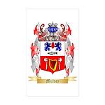 Mulvey Sticker (Rectangle 50 pk)