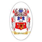 Mulvey Sticker (Oval 50 pk)