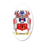 Mulvey 20x12 Oval Wall Decal