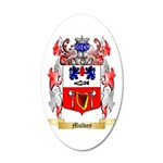 Mulvey 35x21 Oval Wall Decal