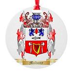 Mulvany Round Ornament