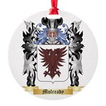 Mulready Round Ornament