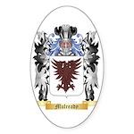 Mulready Sticker (Oval)