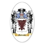 Mulready Sticker (Oval 50 pk)