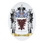 Mulready Oval Ornament