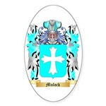 Mulock Sticker (Oval 50 pk)