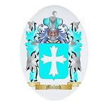 Mulock Oval Ornament