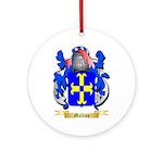 Mullins Round Ornament