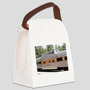 Grand Canyon Railway carriage, Ar Canvas Lunch Bag