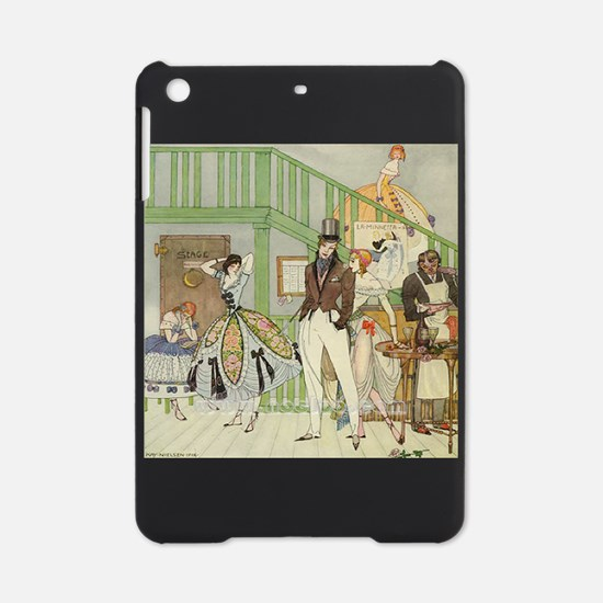 Kay Nielsen - Backstage at the Foll iPad Mini Case