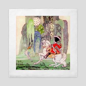 Kay Nielsen - Sleeping Beauty Prince f Queen Duvet