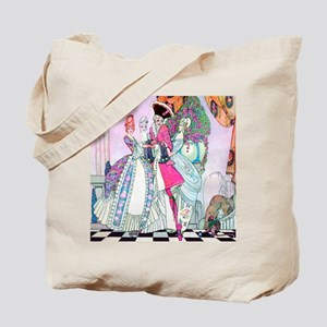 Kay Nielsen - Prince Charming and Female Tote Bag