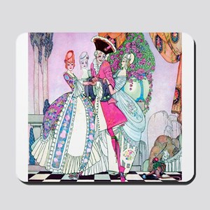 Kay Nielsen - Prince Charming and Female Mousepad