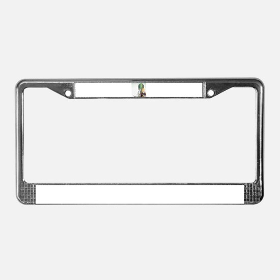 Kay Nielsen - Royalty at the H License Plate Frame