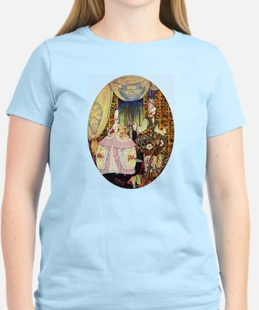 Kay Nielsen - French Lord an Women's Light T-Shirt